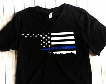 Oklahoma Thin Blue Line