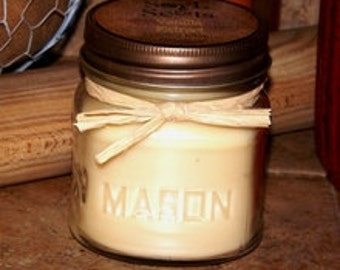 Vanilla Extract Country Kitchen Candle