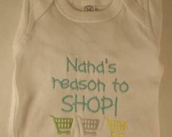 Nana's Reason to Shop