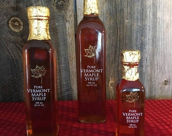 8.5 oz Amber Rich Maple Syrup