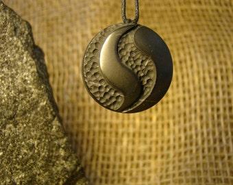 "Shungite pendant ""Wind"" from Karelia mascot."