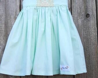 Spring Criss Cross Flutter Sleeve Party Dress
