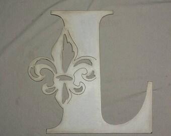 "letters metal 16"""