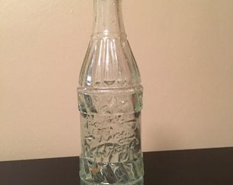 Vintage Honey Boy Beverages soda pop bottle, 9 oz.