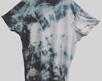 Industrial Design Hand Dyed  T shirt