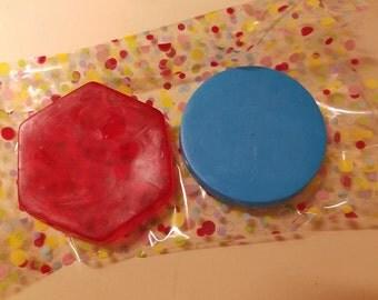 Custom Shaped Soaps