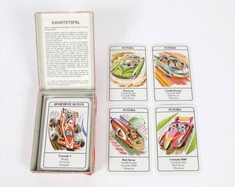 Vintage game-car Quartet 878