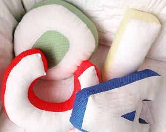 Letter Pillow