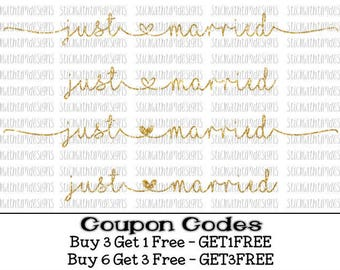 Just married Svg Wedding Svg Bride svg Mr and Mrs Svg Just married Svg PNG cut file svg files for silhouette cameo svg files for cricut