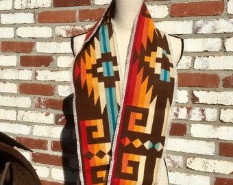 Pendleton wool infinity scarf