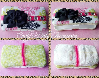 Baby Wipes Case, travel wipes case, perfect baby shower present