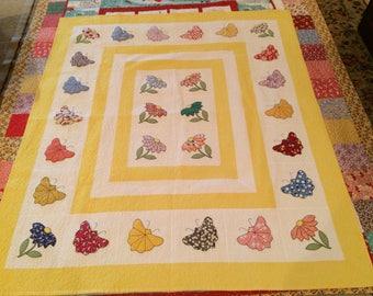 1930s Quilt Pattern