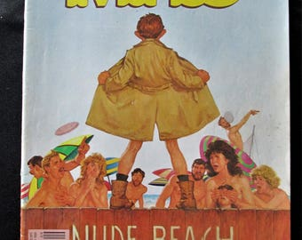 Image result for mad magazines '50s '60s