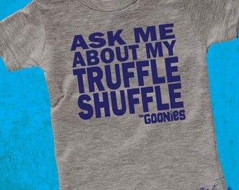 Goonies Tshirt - 80's shirt - Retro Movie Tee - Funny Kids shirt - Baby Gift - Infant, Toddler