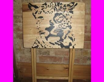 Table (fold down) Leopard