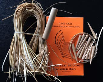 Hand Cane Seat Weaving Kits, for you to weave
