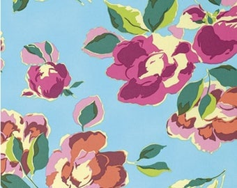 """55"""" Width Free Spirit Fabrics Bright Heart - Natural Beauty by Amy Butler - Sold by the Yard"""