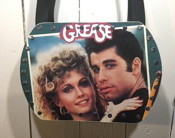 Grease - The Soundtrack vinyl record purse