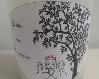 """Garden of the Hesperides"" scented candle / Scented candle ""Garden of Hesperides"""