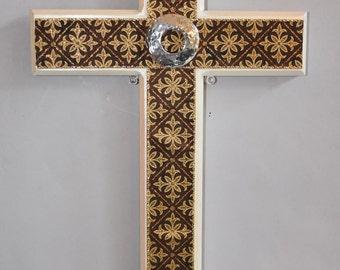 Wooden Cross 5072