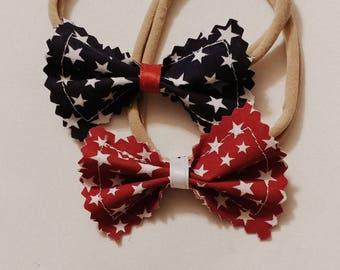 Patriotic Bows (2pk)