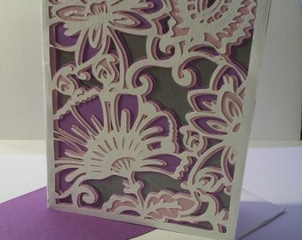 Handmade 3D All Occasion Card