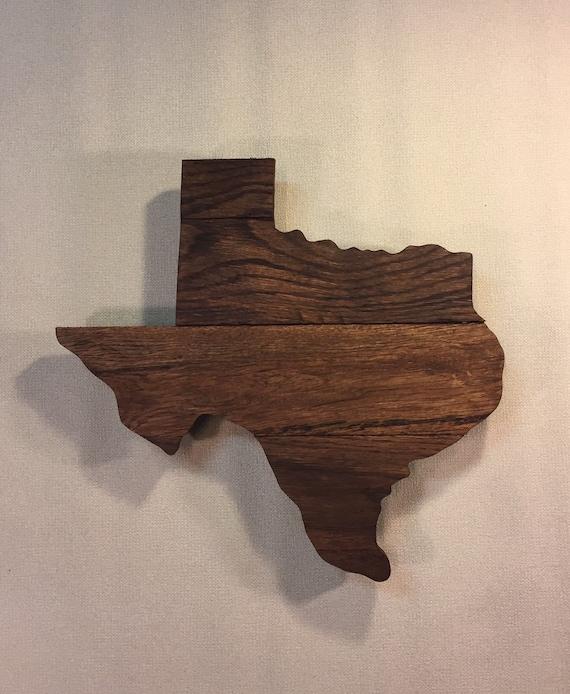 Texas State Wood Sign Texas Sign Texas Home Decor Texas