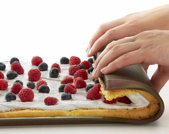 Nonstick Swiss Roll Silicone Mat