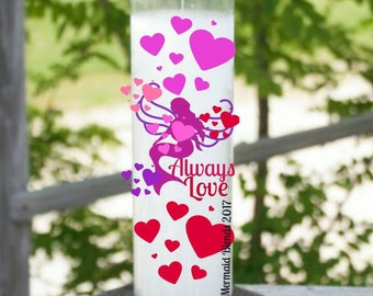 Always Love Affirmation Candle//Prayer Candle//Blessed Candle//7 day Candle//Love Candle//Valentine gift// Attraction Candle//Scented Candle
