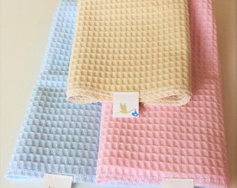 Babymee Baby Muslin Cloth Square Pack of three