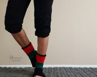 RBG Yoga Socks - Adult Size