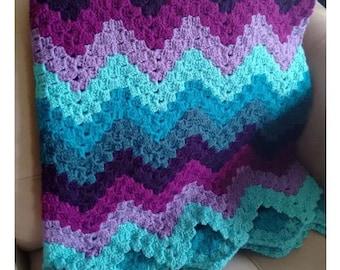 Crochetbaby blanket