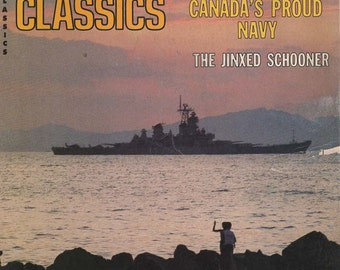 Sea Classics Magazine DEC/ 1986 Vol. 19 No. 9 Special 45th Anniversary of Pearl Harbor Issue