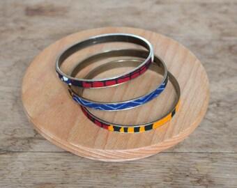 WAX - Monique rushes - bracelets