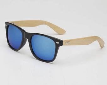 Ray Ban Bamboo Sunglasses