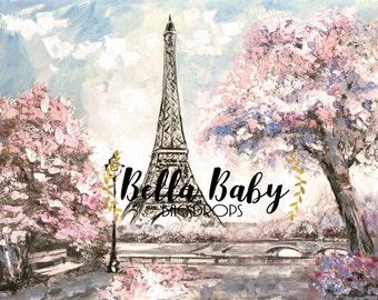 Take me to Paris- 80x60