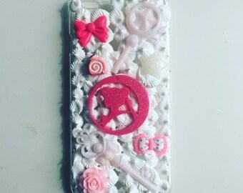 Pretty Guardian IPhone 6/6s Decoden Case