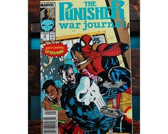 The Punisher War Journal Number 14 1988