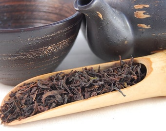Welsh Afternoon, loose leaf tea, 75g re-sealable Pouch, orange pekoe, Ethically sourced, large leaf tea