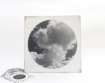 "KUSUMI ""Sky & clouds 02"" 15x15cm"