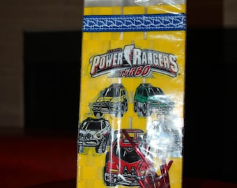 Power Rangers Turbo Treat Bags Party Baggies