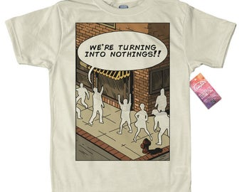 Turning into nothings T shirt