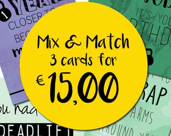 Mix&Match any card! | Crossfitcards