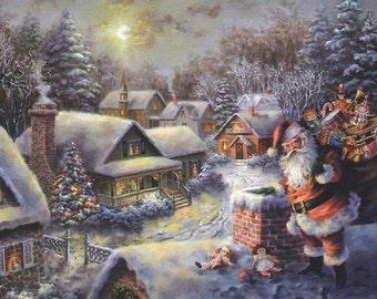 Christmas Cross Stitch Chart