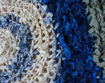 Ocean Rug Silks & Taffeta