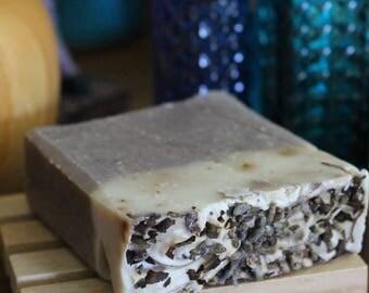 Lavender Cedarwood Botanical Soap Bar