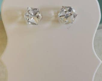 Swarovski Crystal studs earrings