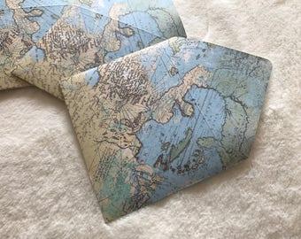 Matching Map Envelopes