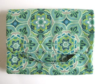 EMF Shielding Folding Homeopathy Remedies Storage Bag: Holds 40