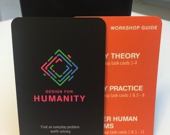 Design for Humanity cards